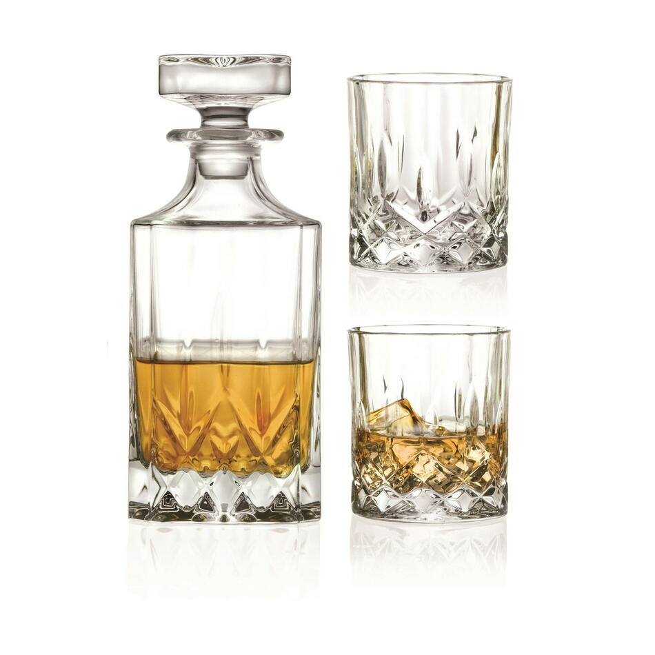 Image of   Rcr Opera Whisky Sæt - 3 Dele
