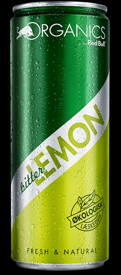 Image of   Red Bull Bitter Lemon, Økologisk 25cl Ds