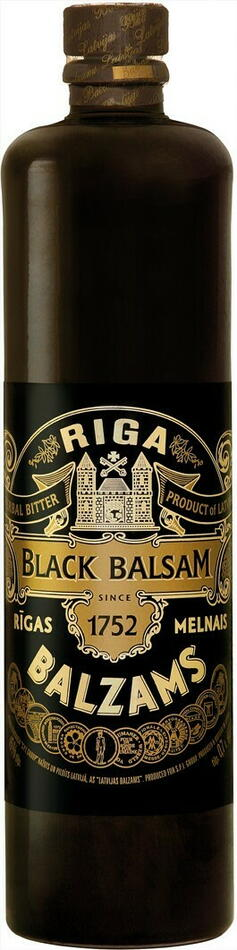 Image of   Riga Balsam Herbal Bitter Fl 70