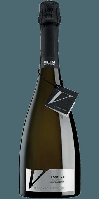 Image of   Rigoni, Spumante Pinot Nero Brut Fl 75