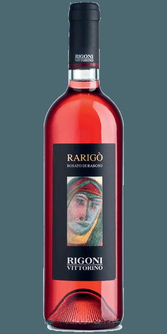 Rigoni, Rarigo Rosato Di Raboso Rosé