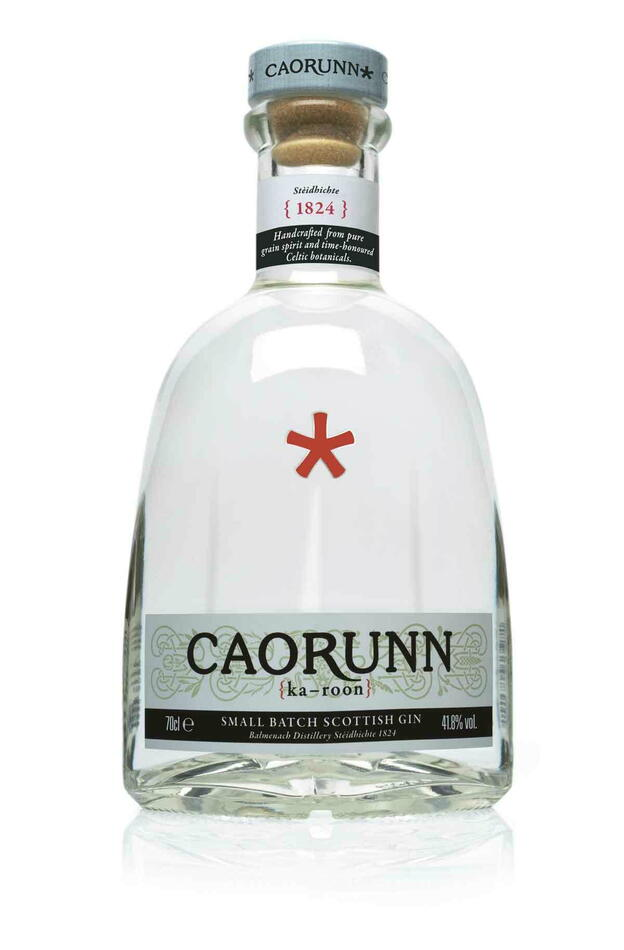 Image of   Caorunn Scottish Gin Fl 70