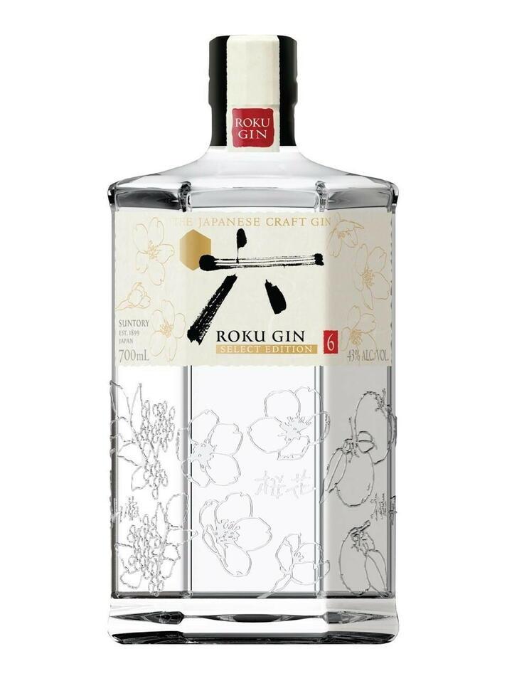 Roku Gin Fl 70