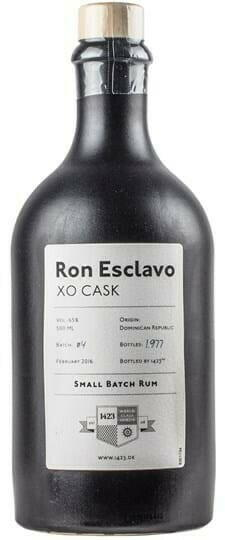 Image of   Ron Esclavo Dominicana Xo - Cask Strength Fl 50