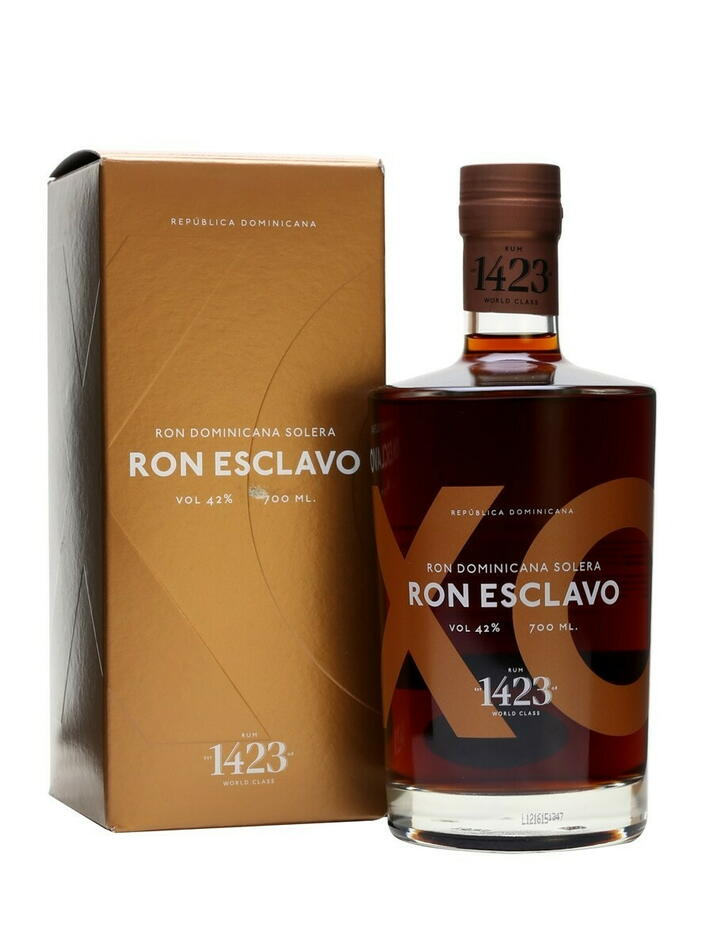 Image of   Ron Esclavo Dominicana Xo 70 cl
