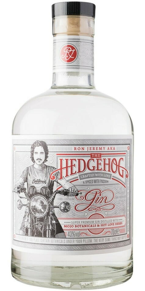 The Hedgehog Gin Fl 70