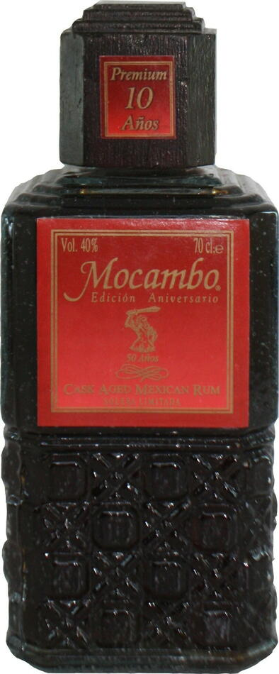 Image of   Ron Mocambo 10 Yo 70 cl