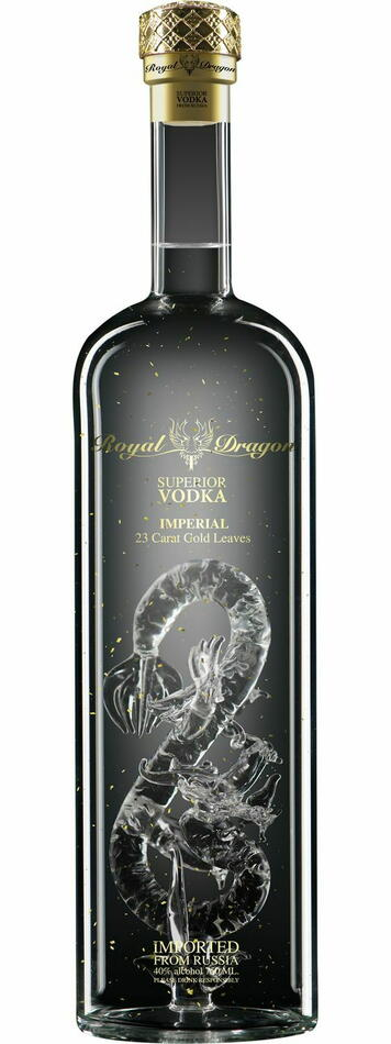 Royal Dragon Superior Vodka - Imperial Fl 70