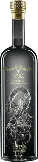 Image of   Matusalem Superior Vodka Imperial () Fl 600