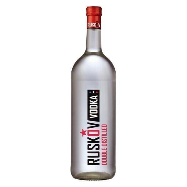 Image of   Ruskov Vodka Fl 70
