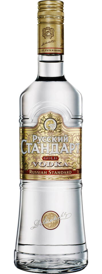 Image of   Russian Standard Vodka Gold Fl 70