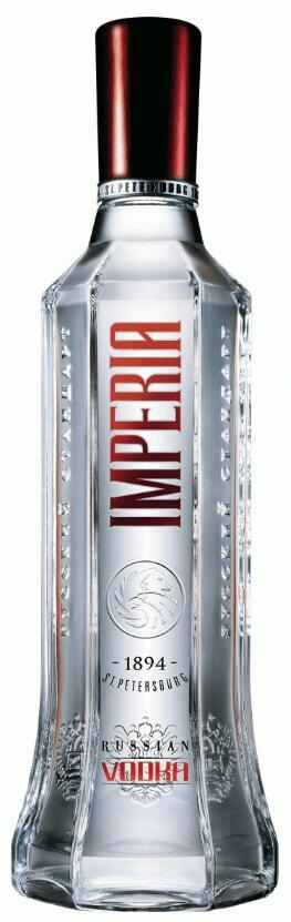 Russian Standard Vodka Imperia Fl 70