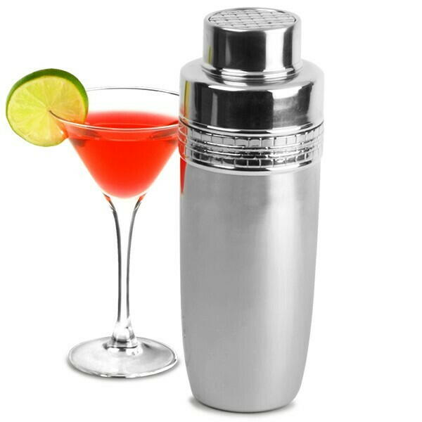 Image of   Rustfrit Stål Cocktail Shaker
