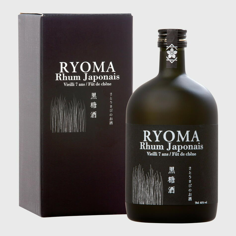 Ryoma 7 Yo Japanese Oak Cask Rum Fl 70