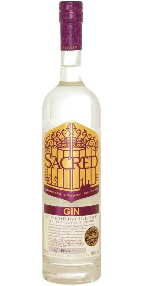 Sacred Gin Fl 70