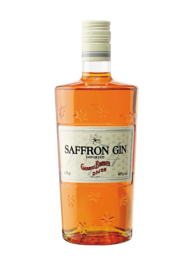 Saffron Gin Fl 70