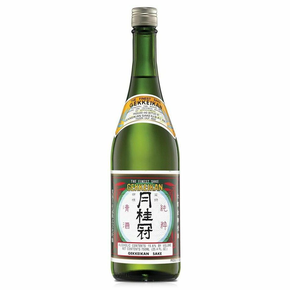Sake Gekkeikan Fl 75