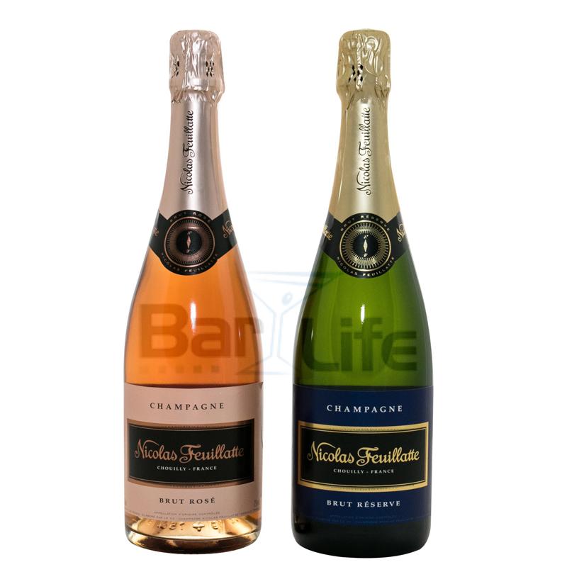 Billede af Den Med Champagne - Pakke