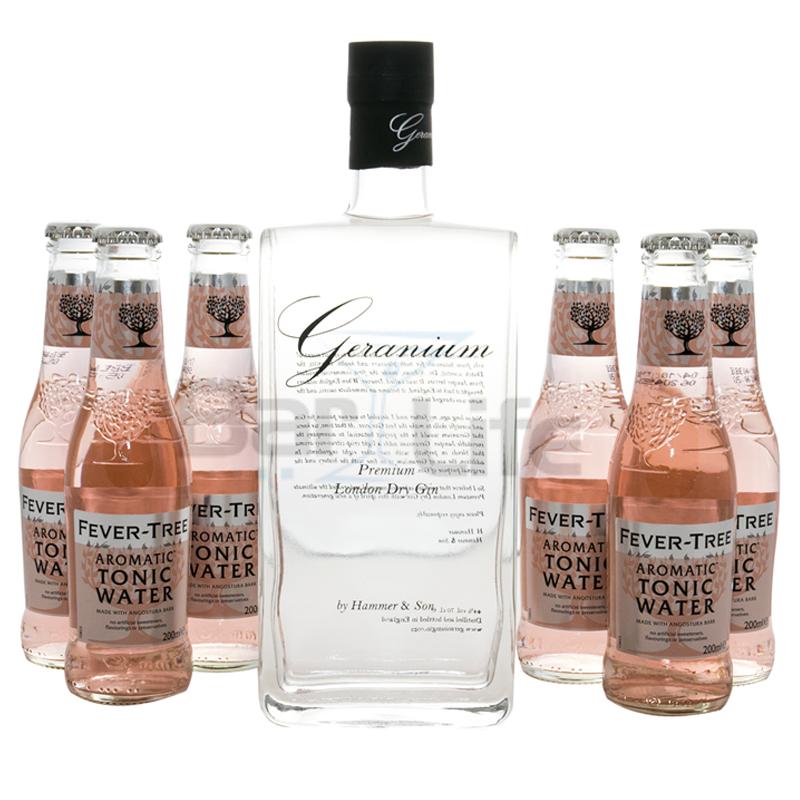 Billede af Gin Og Tonic: Den Til Pigerne - Pakke