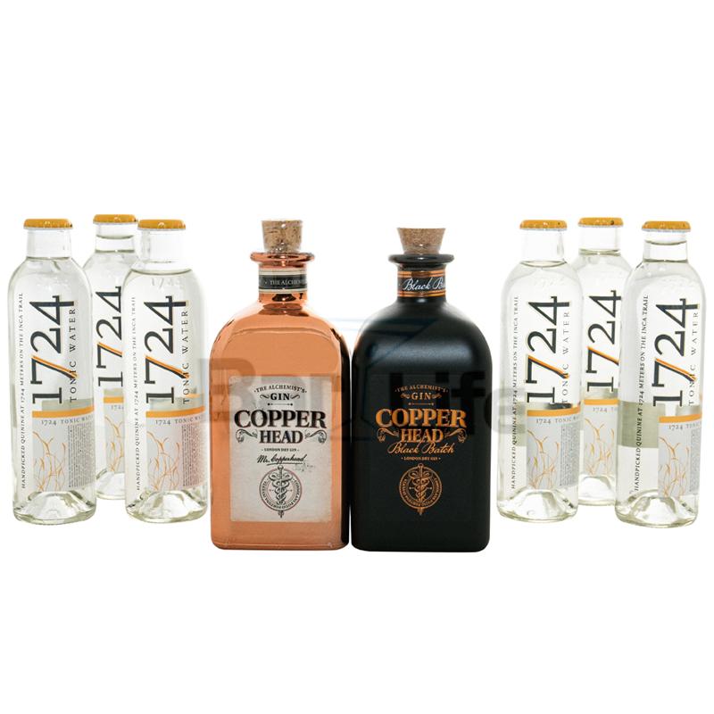 Image of   Gin Og Tonic: Double Gin - Pakke