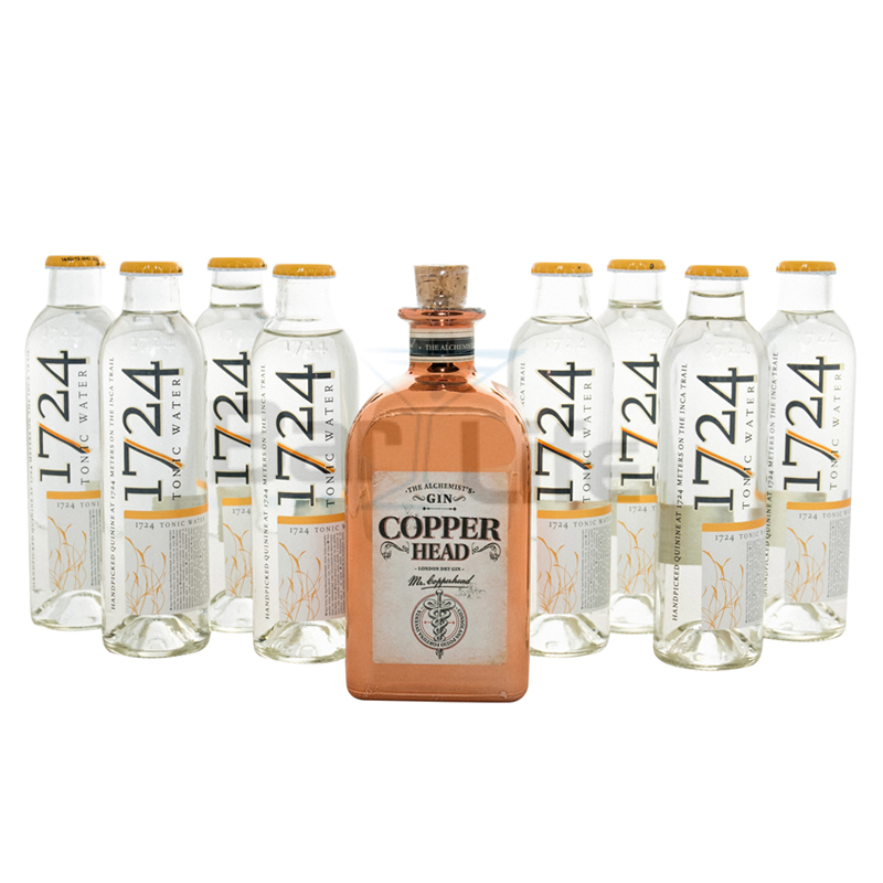 Image of   Gin Og Tonic: Mr. Copperhead - Pakke
