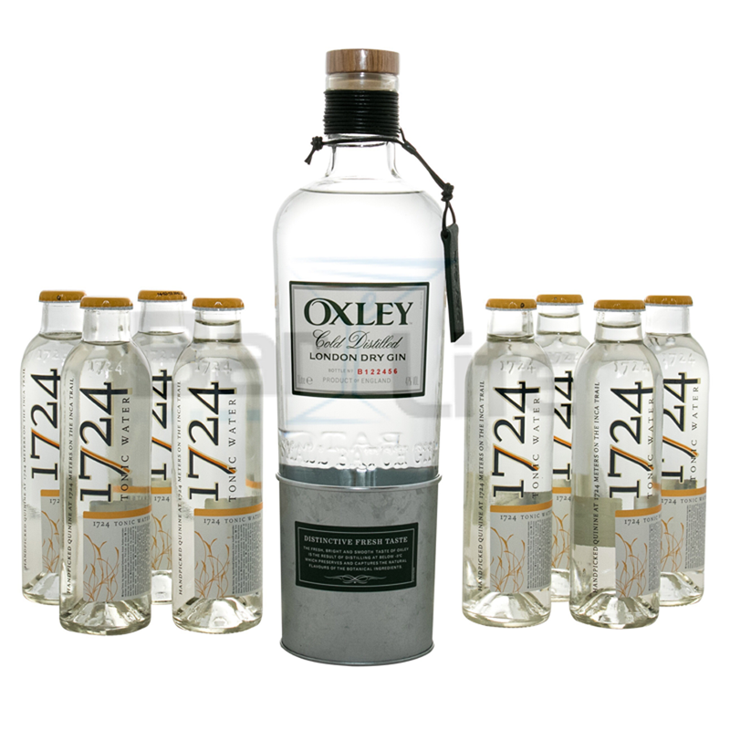 Billede af Gin Og Tonic: Oxley - Pakke