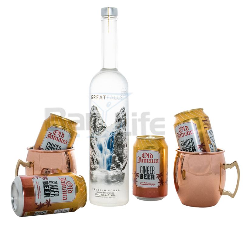 Image of   Moscow Mule M. Krus - Pakke