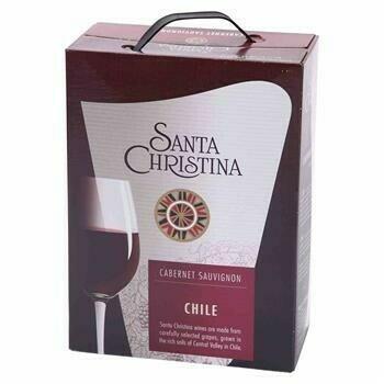 Santa Christina Cab/sauvignon (Bib) Krt