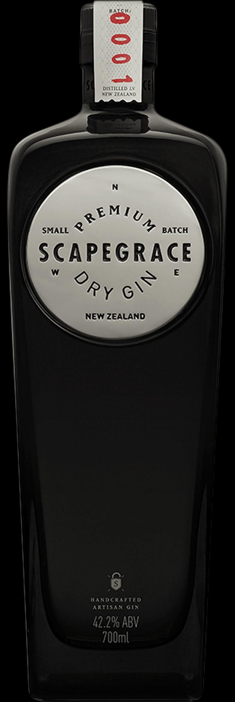 Scapegrace Premium Dry Gin Fl 70