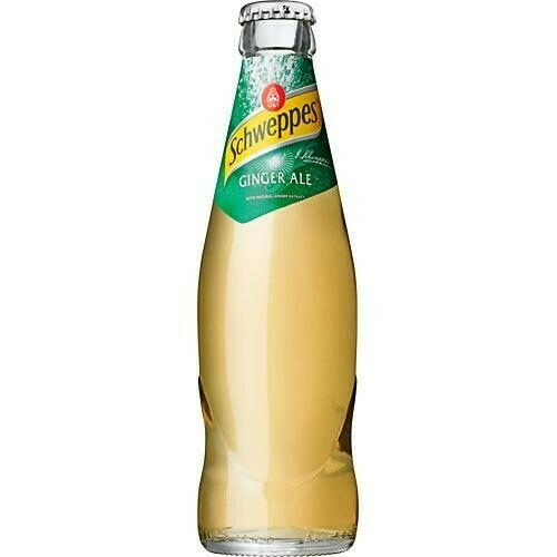 Image of   Schweppes Ginger Ale30x25cl