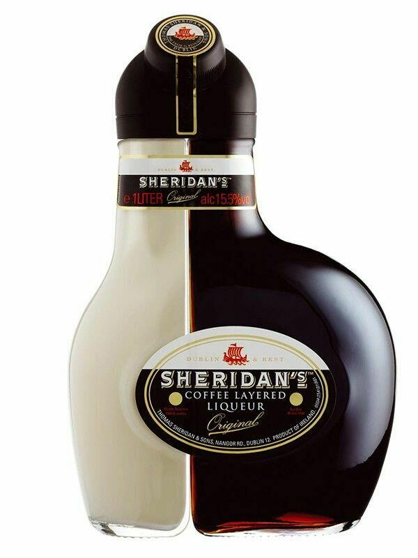 Sheridans Double Coffee Liqueur* Fl 100