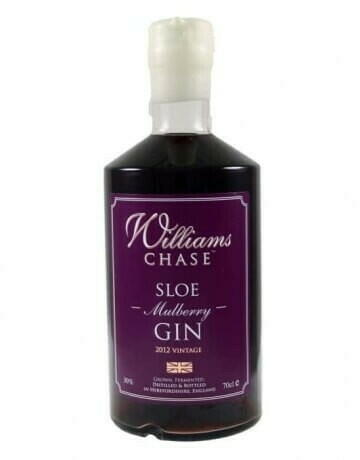 Williams Chase Sloe Mulberry Gin Fl 50