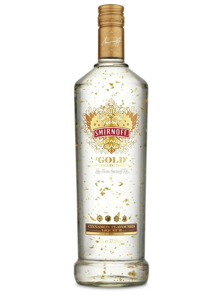 Image of   Smirnoff Vodka Gold* Fl 100