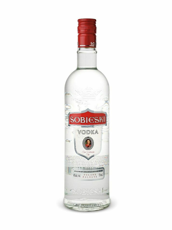 Image of   Sobieski Vodka Fl 70