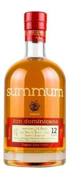Image of   Summum Ron Dominicano Cognac Cask Finish Fl 70