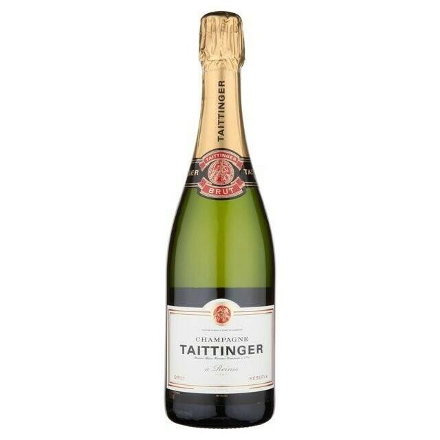 Taittinger Champagne Brut Reserve Fl 75