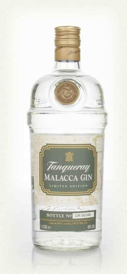 Tanqueray Malacca Gin Limited Edition* Fl 100
