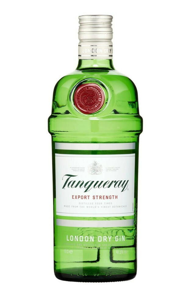 Tanqueray Dry Gin 43,1%* Fl 100