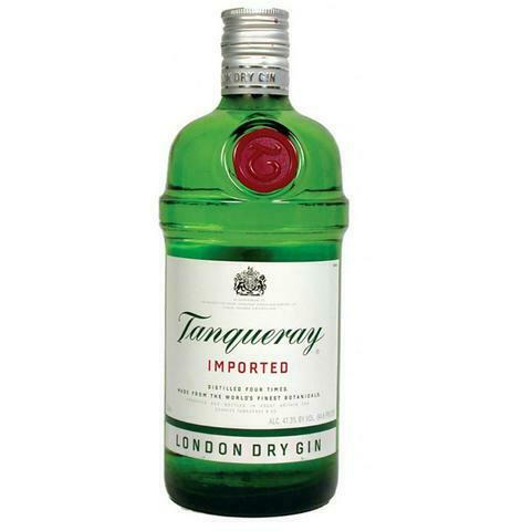 Tanqueray Dry Gin 47,3%* Fl 100
