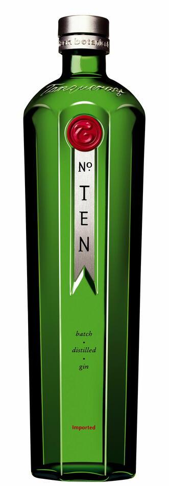 Tanqueray No. Ten Gin* Fl 100