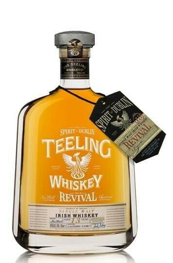 "Billede af Teeling ""Revival"" Vol. II 13 YO Irish Single Malt FL 70"