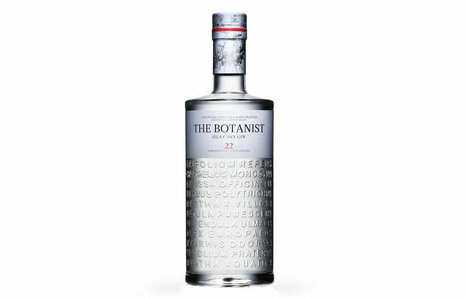 The Botanist Islay Dry Gin* Fl 100