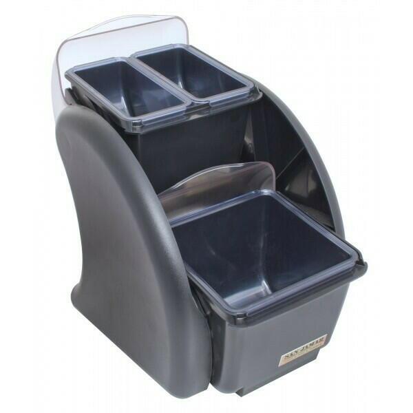 San Jamar - The Dome - Garniture Bakker 2,9 L