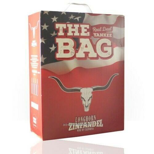 Image of   The Yankee Bag Zinfandel (Bib) Krt 300