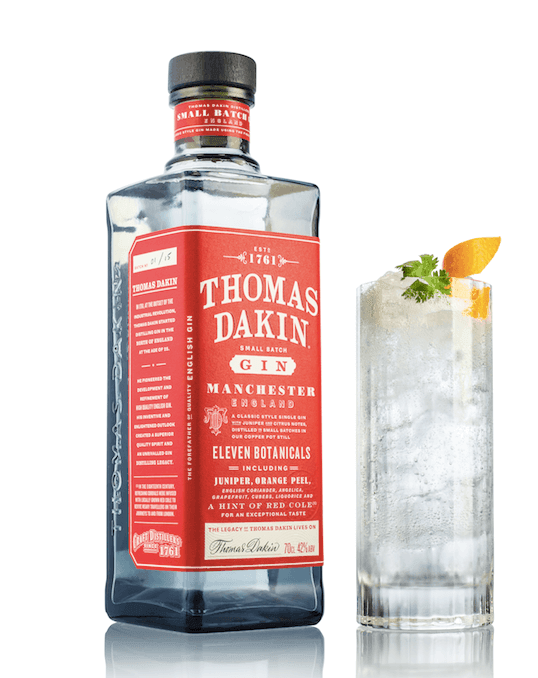 Thomas Dakin Small Batch Gin Fl 70