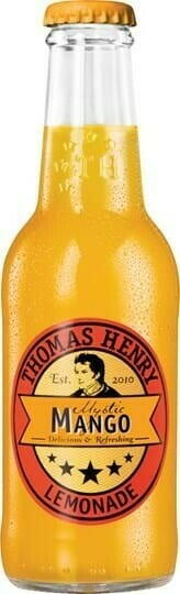 Image of   Thomas Henry Mystic Mango Lemonade 20cl