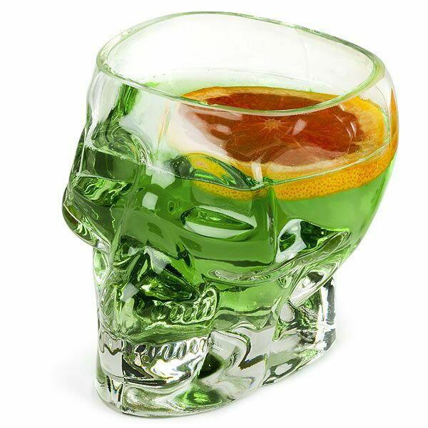 Tiki Skull Glas 700 Ml