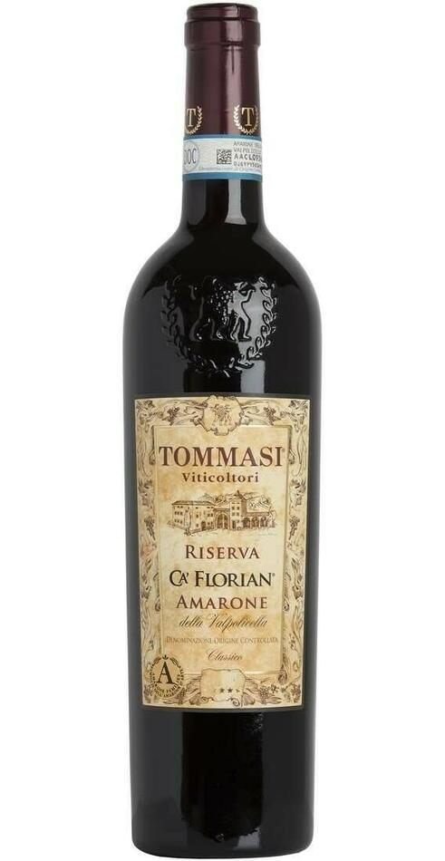 Tommasi, Ca Florian Amarone Riserva 2009 Fl 75