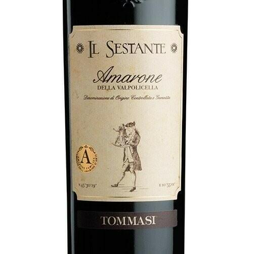 Tommasi, Il Sestante Amarone D. Valpolicella 2012 Fl 75