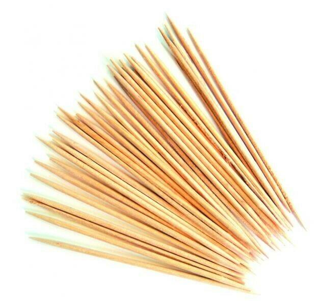 Image of   Træ Cocktail Sticks - Pk 1000
